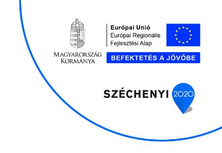 széchenyi terv logója